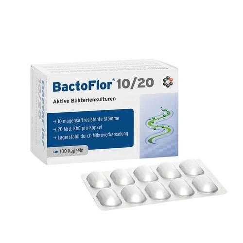Bactoflor 10 / 20 Kapseln - 1