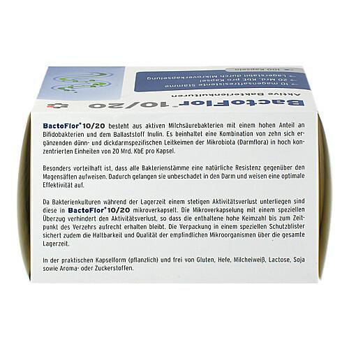 Bactoflor 10 / 20 Kapseln - 4