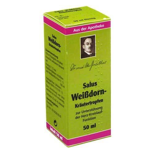 Weissdorn Kräutertropfen Salus - 1