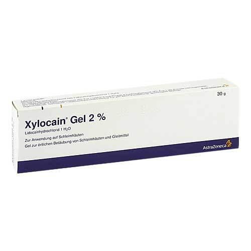 Xylocain Gel 2% - 1