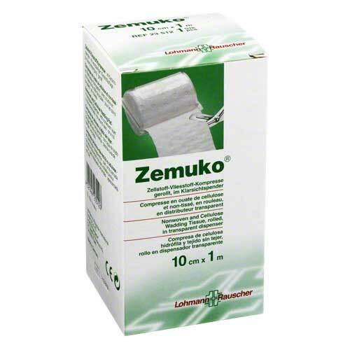 Zemuko Kompresse gerollt 1mx10c - 1