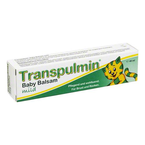 Transpulmin Baby Balsam mild - 1