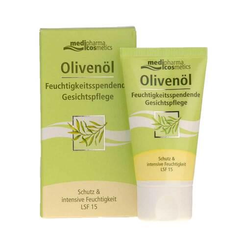 Olivenöl feuchtigkeitsspendende Gesichtspflege - 1