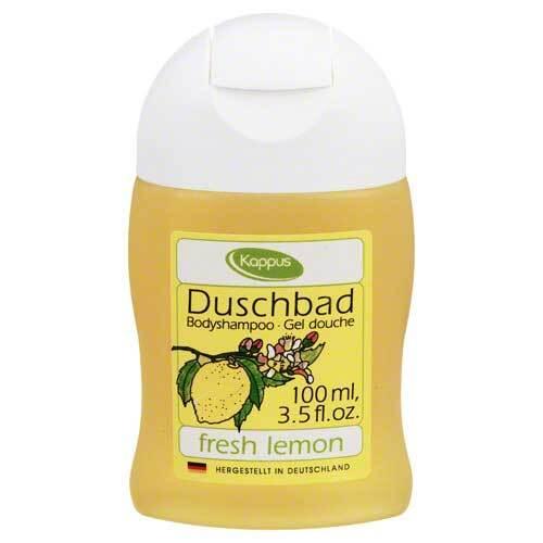 Kappus fresh Lemon Duschbad - 1