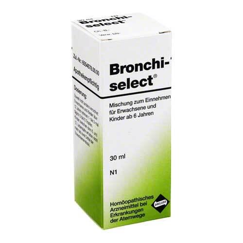 Bronchiselect Tropfen - 1