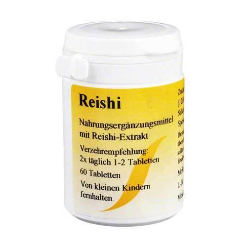 Reishi Tabletten - 1