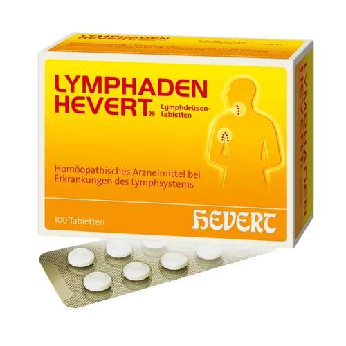 Lymphaden Hevert Lymphdrüsen Tabletten - 1