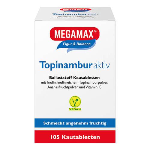Topinambur Aktiv Megamax Kautabletten - 1