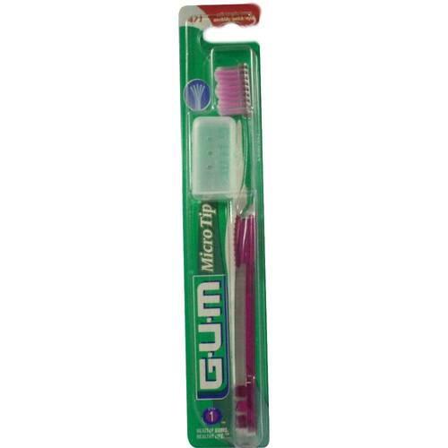GUM Microtip soft Zahnbürste - 1