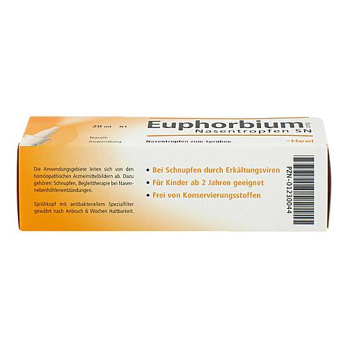 Euphorbium Compositum Nasentropfen SN Nasendosierspray - 2