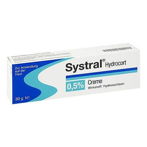 Systral Hydrocort 0,5% Creme - 1