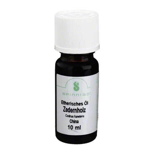 Ätherisches Öl Zedernholz - 1