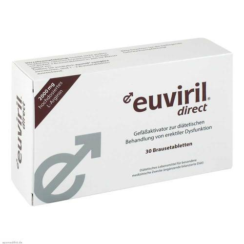 Euviril direct Brausetabletten - 1