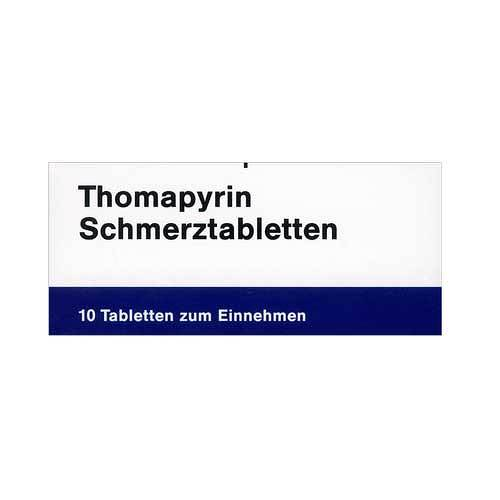 Thomapyrin Tabletten - 1