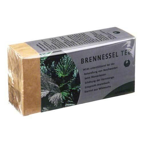 Brennessel Tee Filterbeutel - 1