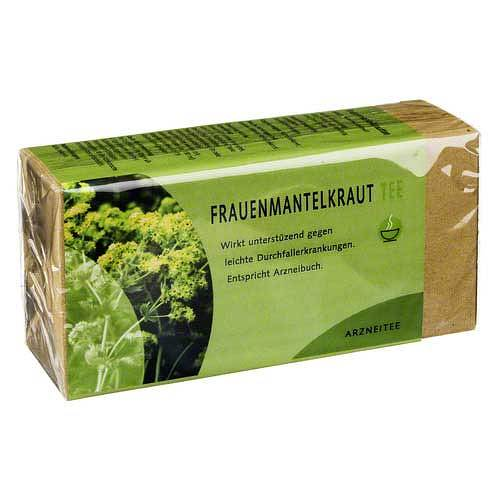 Frauenmantelkraut Tee Filterbeutel - 1