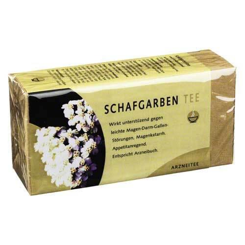 Schafgarben Tee Filterbeutel - 1