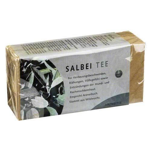 Salbei Tee Filterbeutel - 1