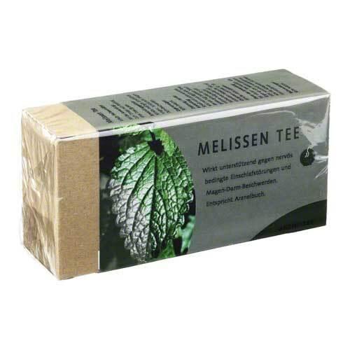 Melissen Tee Filterbeutel - 1