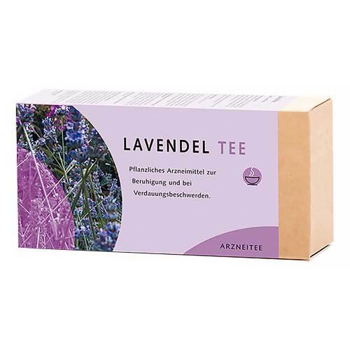 Lavendelblüten Tee Beutel - 1