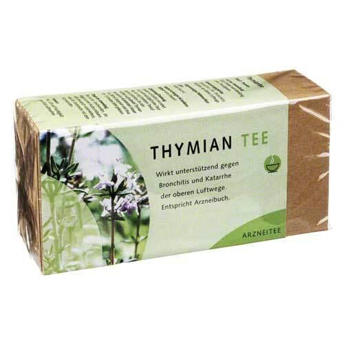 Thymian Tee Filterbeutel - 1