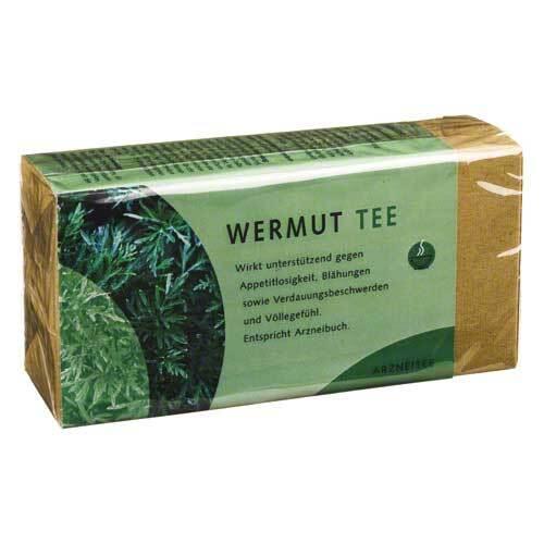 Wermut Tee Filterbeutel - 1