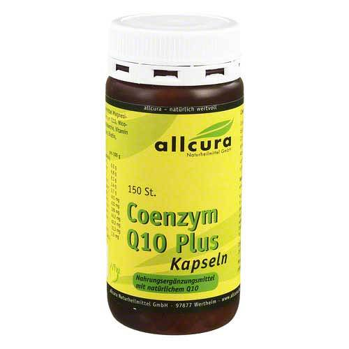 Coenzym Q10 plus Kapseln - 1