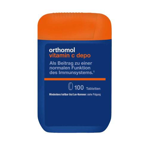 Orthomol Vitamin C Depo Tabletten - 2