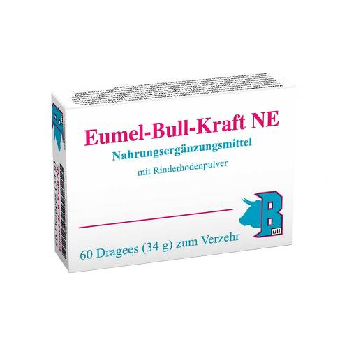 Eumel Bull Kraft NE Dragees - 1
