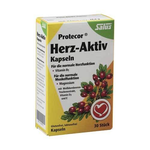 Protecor Herz-Aktiv Kapseln - 1