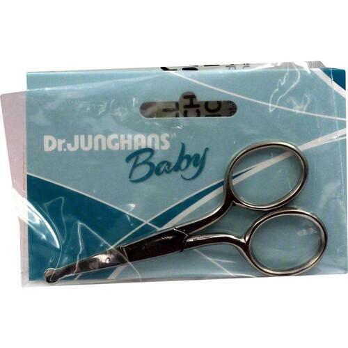 Baby Nagelschere gebogen rostfrei - 1