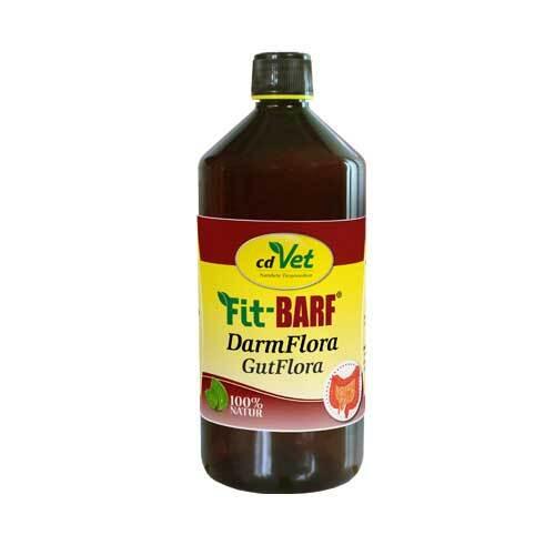 Fit-Barf Darmflora für Hunde und Katzen - 1