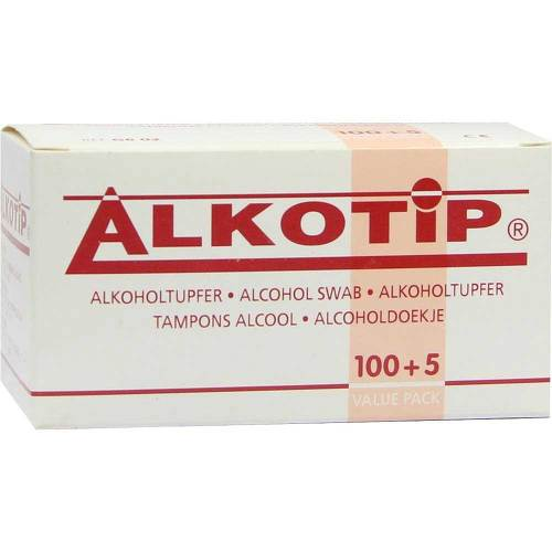 Alkoholtupfer Alkotip - 1