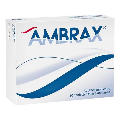 Ambrax Tabletten - 1