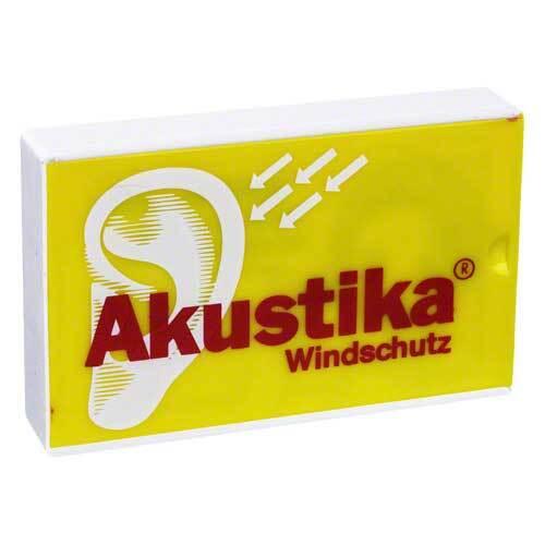 Akustika Windschutz - 1