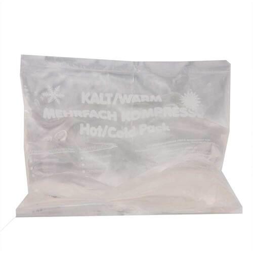 Kalt-Warm Kompresse 13x14cm transparent - 1