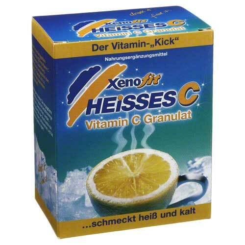 Xenofit Heißes C Beutel - 1