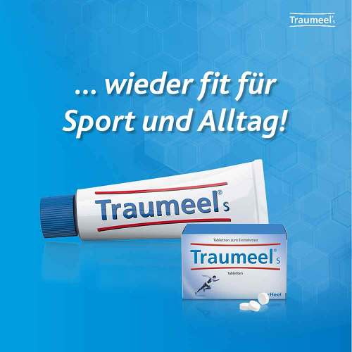 Traumeel S Creme - 3