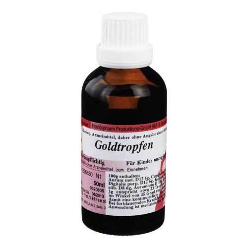 Goldtropfen - 1