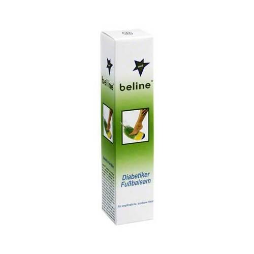 Beline Med.Diabetiker Fußbalsam - 1