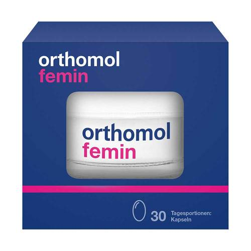 Orthomol Femin Kapseln - 1