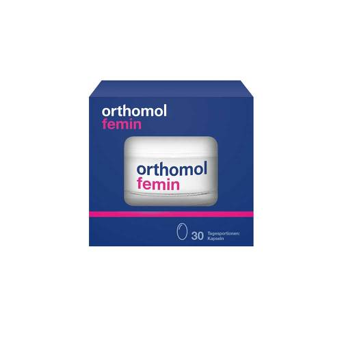 Orthomol Femin Kapseln - 2