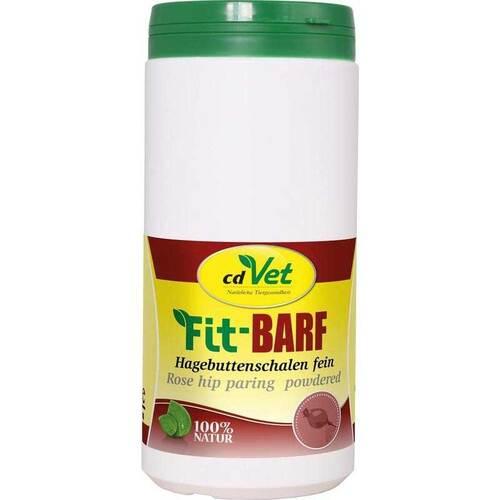 Fit-Barf Bio-Hagebuttenschalen Pulver für Hunde - 1
