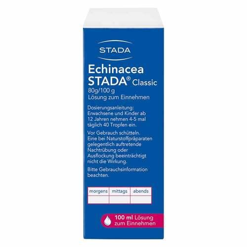 Echinacea STADA Classic 80 g / 100 g Lösung zum Einnehmen - 2