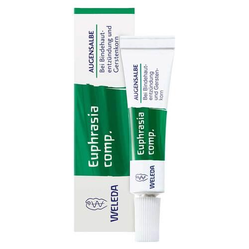 Euphrasia comp. Augensalbe - 1