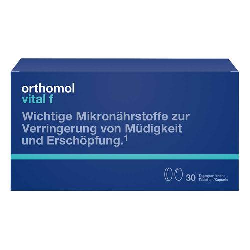 Orthomol Vital F 30 Tabletten / Kapseln Kombipackung - 1