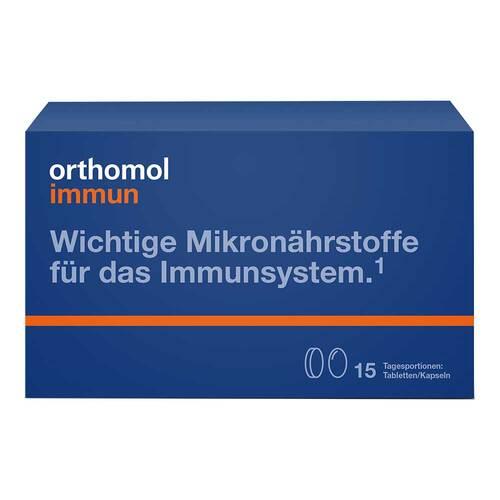 Orthomol Immun 15 Tabletten / Kapseln Kombipackung - 1