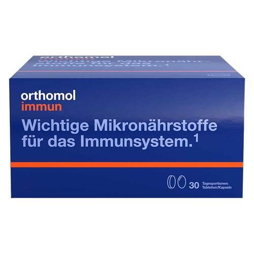 Orthomol Immun 30 Tabletten / Kapseln Kombipackung - 1