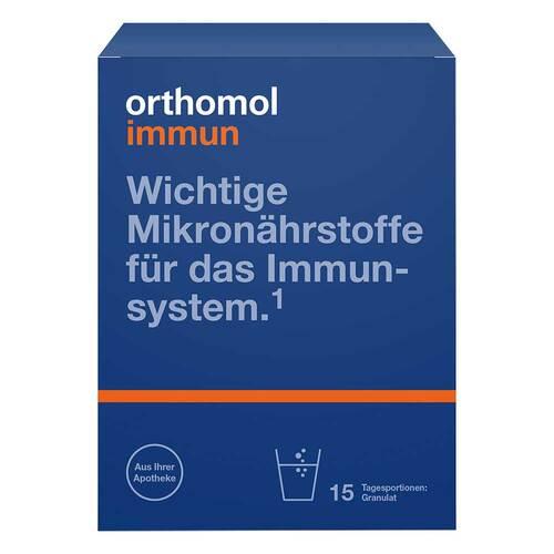 Orthomol Immun Granulat Beutel - 1