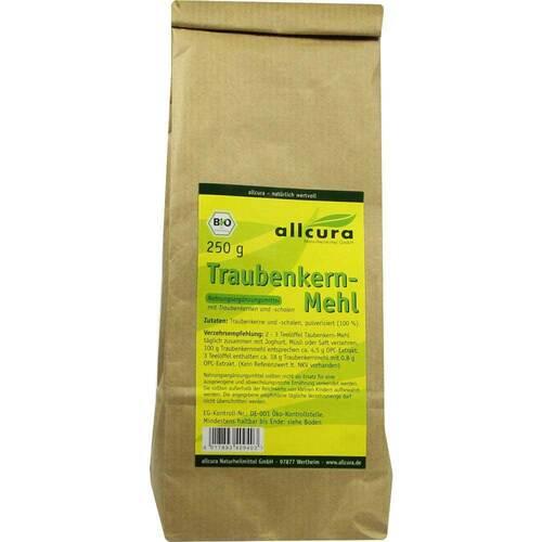 Traubenkernmehl - 1
